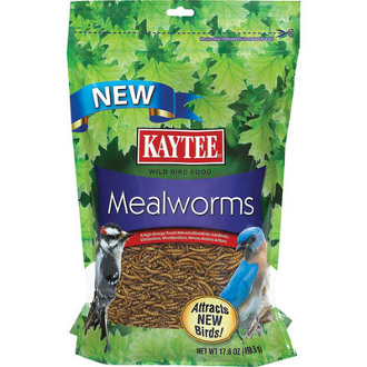 Mealworms 17.6oz (498.9g)